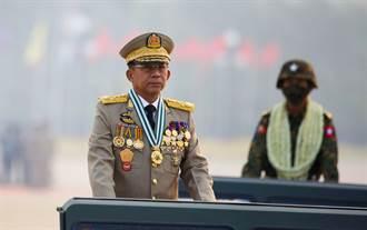緬甸軍政府領導人抵莫斯科 出席國際安全會議