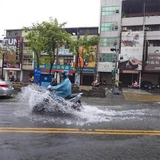 致災性劇烈豪雨擴及北台!這一區雨量恐灌破700毫米