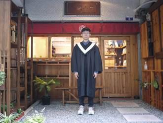 大葉大學英語系陳冠名 錄取清大外語研究所