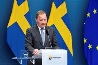 瑞典總理不信任案落敗  國會史上第一遭