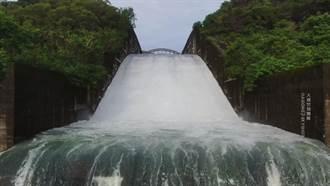 雨炸南台挹注水庫6788萬噸 最大贏家狂吞5400萬噸