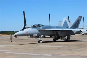 美海軍假想敵部隊戰機  採用俄國Su-57配色塗裝
