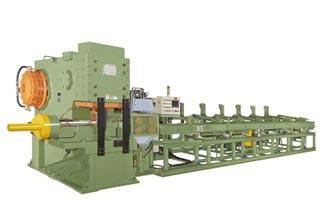 桂全棒鋼高速精密切斷機 暢銷海外