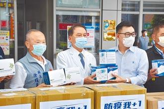 江啟臣轟別再內宣 快布局第2代疫苗