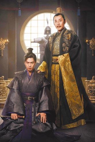 陳道明帝王級演技 讓張若昀康熙上身