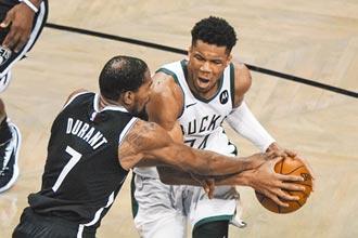 NBA》总冠军MVP赔率出炉 字母哥稳居第一 布克紧追在后