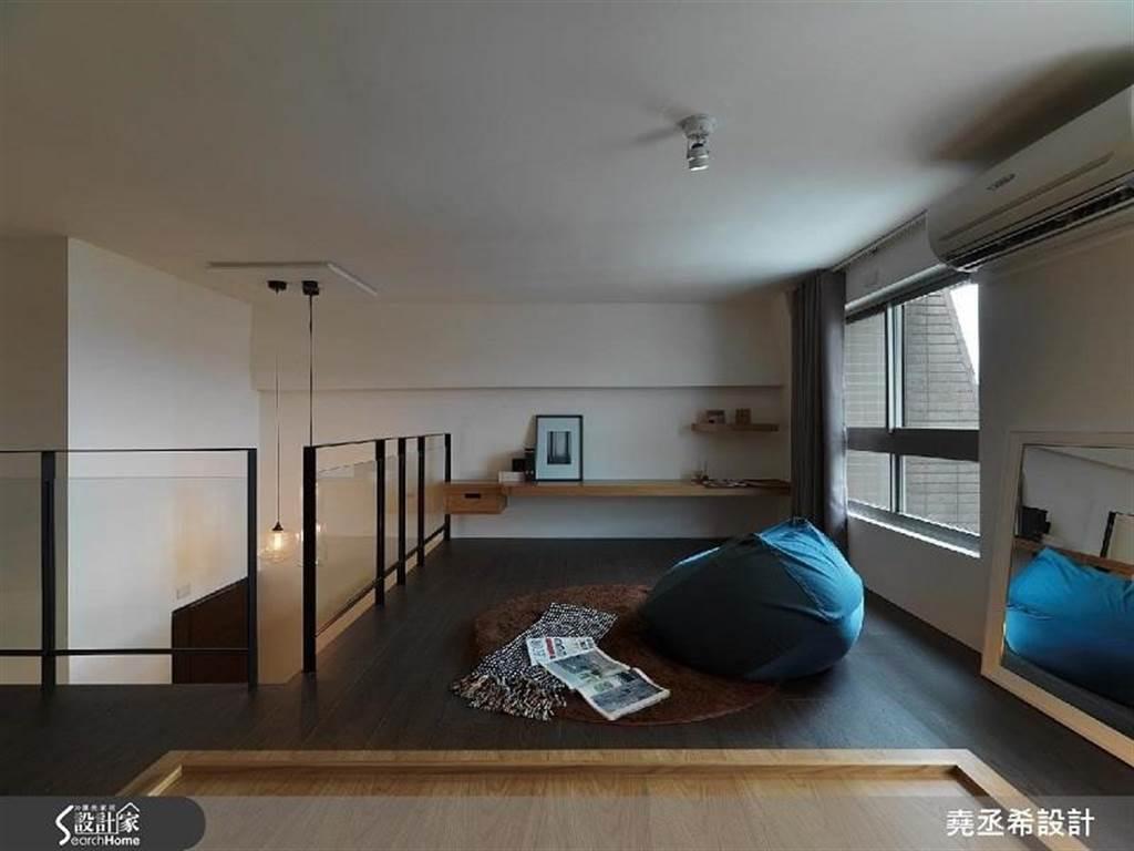 夾層控看過來 ! 5 大設計秘訣,讓 20 坪以下夾層屋一樣有開闊視野 !