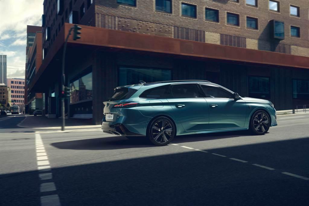 實用大空間與美型的最佳融合,新世代 Peugeot 308SW 正式亮相