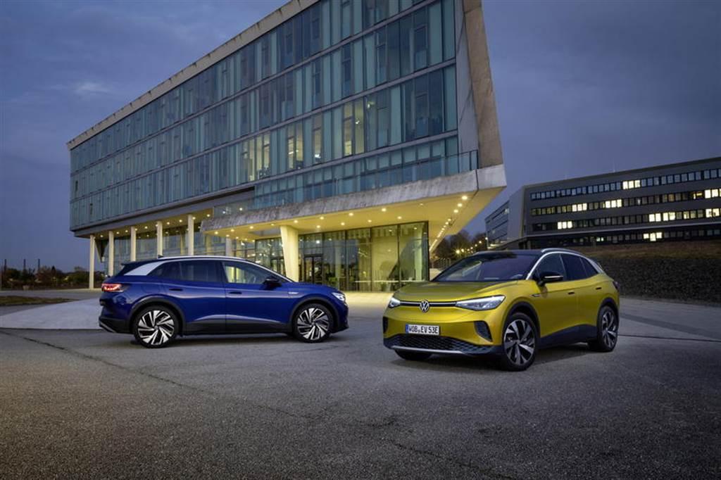 全美最便宜、台幣百萬元出頭的全驅電動車,福斯 ID.4 AWD 車型正式開賣