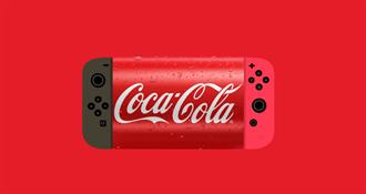 無預警太嗨 Coca Cola聯名款Switch經典配色搶熱度