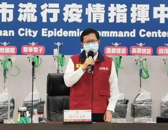 國軍桃園總醫院爆群聚感染 1400人採檢結果出爐