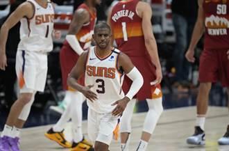 NBA》保羅養病、可愛養傷 兩人都不打西決G2