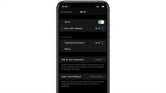 超怪iOS漏洞曝光 連特定無線網路讓Wi-Fi功能慘失效