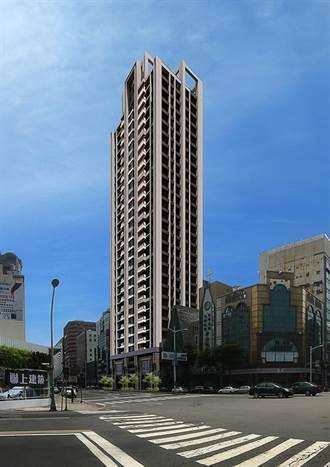 高雄五福商圈土銀都更案正式核定  將蓋住商大樓