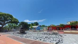 三級警戒建設不中斷 吉安好客藝術村提前施作環境改善工程