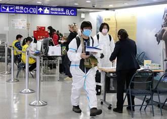 確診個案密切接觸者、國外入境者 一律需進行期滿前採檢