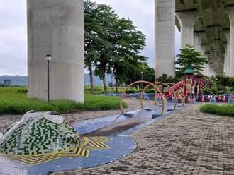 大甲溪畔生態公園設施舊 民代力爭納入美樂地計畫