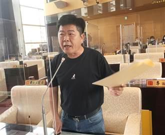 台中市議會國民黨團批行政院中央集權 漠視地方自治法令