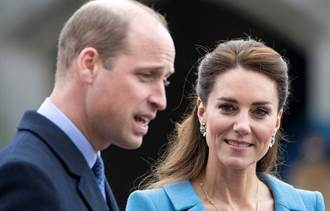 凱特和威廉怕了 不敢再跟哈利多說話