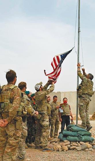 拜登將會阿富汗總統 談塔里班衝突