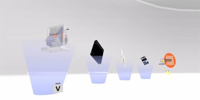 回川 VRChat 虛擬線上展商品販賣部