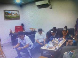 業務員約好友5人室內飲酒聚會 警方獲報開單函請衛生局開罰