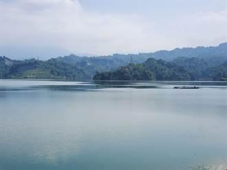 湖山水庫今重抵滿水位 差幾公分再現溢流美景