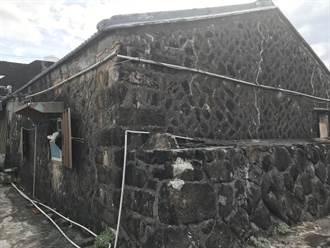 「馬崗村石頭屋」成歷史建築 建商提告敗訴