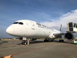 紐西蘭航空象徵性重啟台灣航線 8月起每月1班