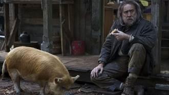 尼可拉斯凱吉《豬殺令》飆演技 為救遭綁架豬豬化身惡鬼