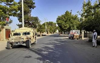 自己家园自己保 阿富汗平民拿武器反击塔利班