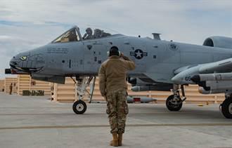 A-10攻擊機要退役 「疣豬」單位去向曝光
