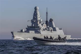 俄軍在黑海對英國軍艦開火警告 冷戰結束後首次