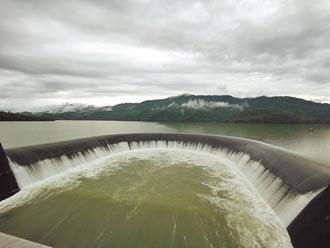 豪大雨挹注 僅台中維持減量供水