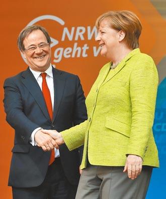 德執政黨競選綱領 視中國為最大外交挑戰