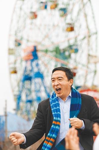 民主黨8人混戰 楊安澤暫居第二