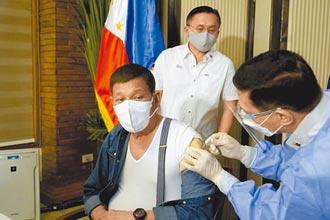 杜特蒂警告 拒打疫苗者將送入牢房