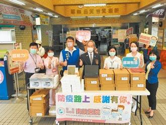 公益團體幫弱勢童 捐血壓計小筆電