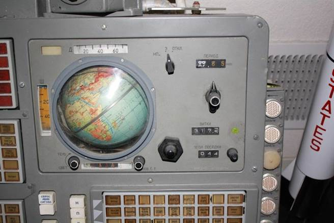 網路上可以買到俄羅斯流落在外用以訓練太空人導航的器材。(圖/網路)