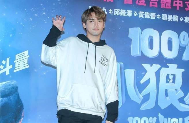陳零九是第一位得新冠肺炎的台灣藝人。(圖/中時資料照)
