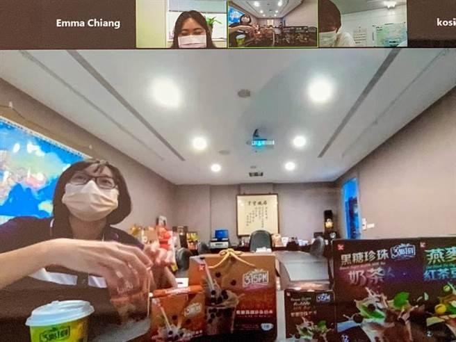 貿協海外拓銷不間斷,臺式美味食品業開箱拓市。(圖/貿協提供)