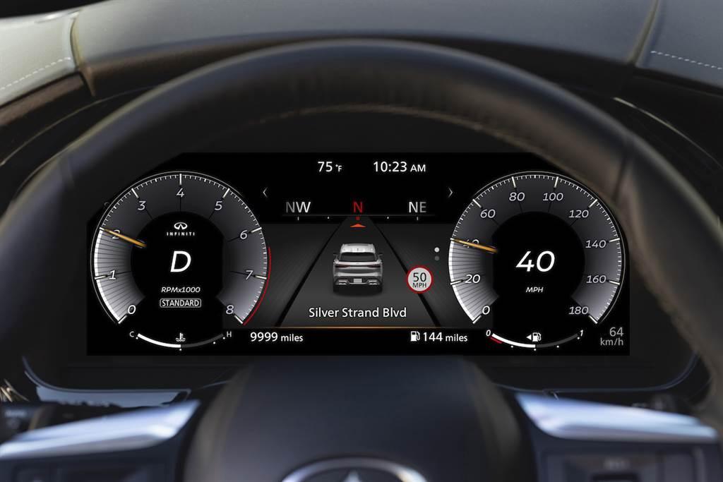 更時尚俊美的中大型七人座精品 Infiniti第二世代QX60北美首發、年底正式發售