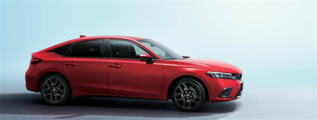 全面進化的「爽快」新價值!Honda第11代CIVIC Hatchback北美/日本同步亮相、秋季正式發售