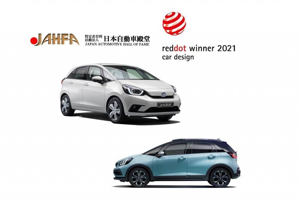 展現用之美、Honda FIT 榮獲「Red Dot Design Award 2021」與「2020日本自動車殿堂-年度風雲車」