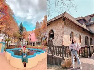 不是幻想是真的 台灣8個城堡景點大公開 童話夢成真了
