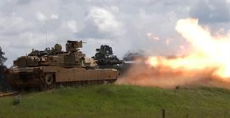 抗陸 學者建議美在台常駐裝甲旅戰鬥隊