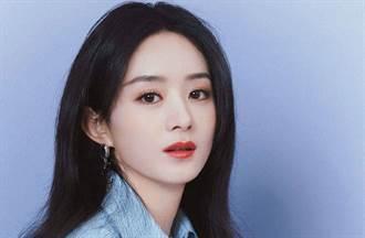 趙麗穎失婚又丟掉工作 傳搶角色搶輸「馮紹峰新歡」