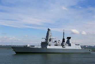 俄羅斯稱在黑海射擊警告驅離英驅逐艦 英國否認
