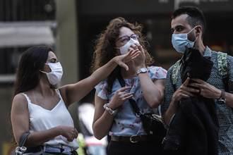 巴西疫情竄燒 日均死亡逾2000人再度全球居冠