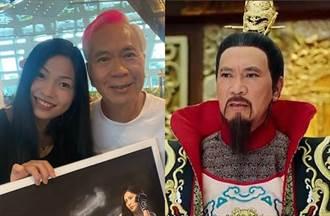 69歲「御用皇帝」辣妻性感照曝光 首吐年齡差:其實是爺孫戀